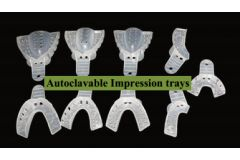 Autoclavable Impression trays