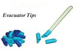 Soft Silicon Evacuator Tips
