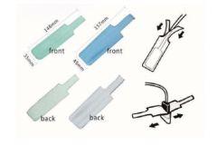 X ray film sensor pouch