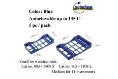 Dental Instruments Plastic Casset