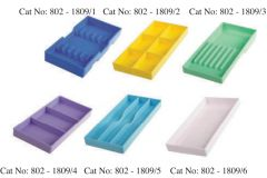 Cabinet trays