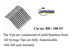 Stainless Steel Air Water Syringe Tip